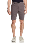 Mens Bloomingdales Seersucker Regular Fit Shorts Walking Bermuda Gray Si... - $19.75