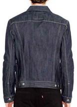 Levi's Men's Premium Button Up Denim Jeans Jacket Relaxed Rigid 723350005 image 2
