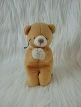 "Ty Beanie Buddy 10"" Hope praying Bear 1999 - $7.70"