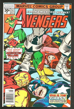 AVENGERS #157 Conway Heck Marcos VF-/VF 1977  Marvel Comics Kirby Cover - $16.83