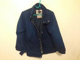 Vintage Men's North Face Goose Down USA Made Jacket -   Blue - Xs - $54.45