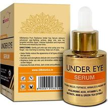 StBotanica Pure Radiance Under Eye Serum, 20ml - For Dark Circles, Puffiness, Wr image 4