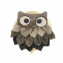 *Compact Mirror Series Owl PA-679, which Orimupasu writers make - $43.24