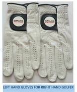 Kirkland Signature Leather Golf Glove, 2-pack Fast Shipping - $19.99