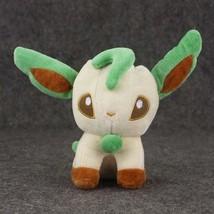 Leafeon Eevee Pokemon Plush Toy Video Game Plush Nintendo Plush Soft Plush Plush - $62.10