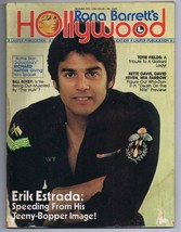 ORIGINAL Vintage December 1978 Rona Barrett's Hollywood Erik Estrada - $18.51