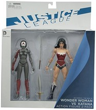DC Collectibles DC Comics The New 52 Wonder Woman vs. Katana Action Figu... - $31.10