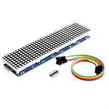 5PCS/LOT MAX7219 Dot Matrix Module For Arduino Microcontroller 4 In One ... - $30.18