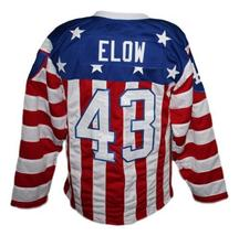 Custom Name # Rochester Americans Retro Hockey Jersey New Any Size image 2