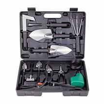 xderlin Garden Tools Set,14 Piece Gardening Gifts Stainless (14 Pieces-B... - $44.28