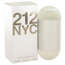 Carolina Herrera 212 Eau De Toilette Spray 3.4 Oz  image 1