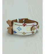 [Used] LOUIS VUITTON Bracelet Monogram Multicolor for Women #10 - $360.00