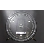 "12 3/4"" MICROWAVE OVEN GLASS TURNTABLE PLATE TRAY CAROUSEL (#100) 10"" track - $12.00"