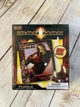 """Iron Man"" - 100 Pc Puzzle - 2009 Marvel - A - $7.91"