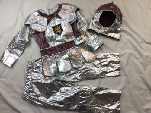 Primary image for Medieval Knight In Shinning Armor Child Costume Size 5-6 Teetot & Company