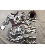 Medieval Knight In Shinning Armor Child Costume Size 5-6 Teetot & Company - $23.36