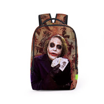 creative poker witch young people personality leisure travel bag - $494,58 MXN
