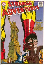 Strange Adventures #112 1960-DC-Statue of Liberty-space museum-VG+ - $63.05