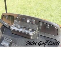 Golf Cart Dash Carbon Fiber Ezgo TxT 1994 to 2013 - $108.47