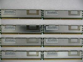 16GB KIT 8X2GB DELL 5300 FBDIMM PRECISION R5400 R5400-N T5400 T7400 RAM MEMORY