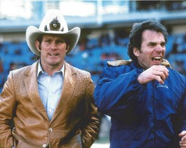 TERRY BRADSHAW & ROGER STAUBACH 8X10 PHOTO PITTSBURGH STEELERS PICTURE F... - $3.95