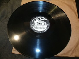 White Church Record # 1180 AA-191720S Vintage Collectible image 2