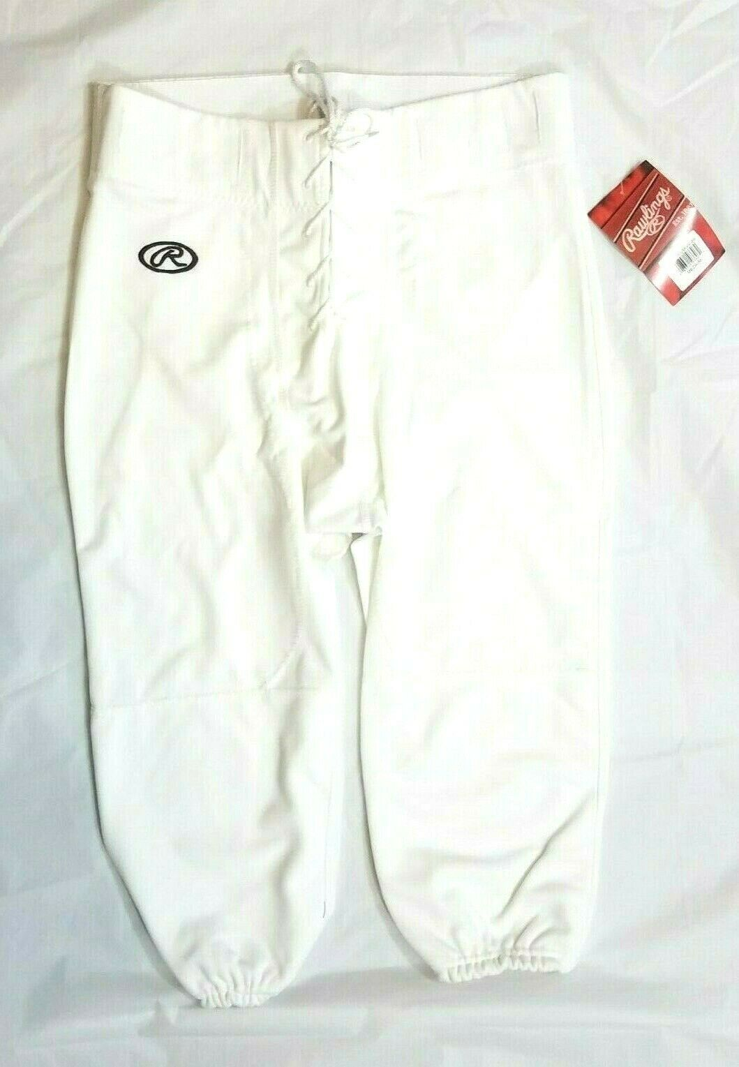 Primary image for Rawlings Titanium Adult Football Pants White