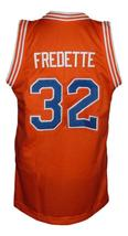 Jimmer Fredette #32 Shanghai Sharks Basketball Jersey New Sewn Orange Any Size image 2