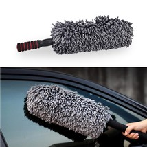 Wax Brush Retractable Wash Cars Duster Auto Exterior Cleaning Tools Long... - $18.99