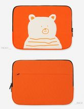 AllNewFrame Indifferent Bear iPad Laptop Protective Sleeve Pouch Bag Cover Case  image 8