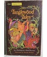 TANGLEWOOD TALES by Nathaniel Hawthorne (1967) Grosset & Dunlap illustra... - $9.89