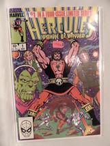 #1 Hercules Prince of Power 1983 Marvel Comics C492 - $3.99