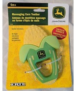 John Deere Massaging Corn Teether For Ages 6 Months And Up - $10.99