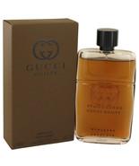 Gucci Guilty Absolute by Gucci Eau De Parfum Spray 3 oz for Men - $117.95