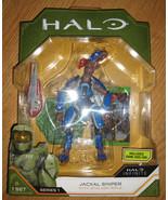 Halo Infinite Series 1 Jackal Sniper with Stalker Rifle - $19.80