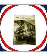 2009 Ford Crown Victoria Owners Guide Operators Manual 9W7J-19A321-AA - $34.60