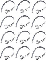 12 Clear Ear Hook for Samsung HM6000 HM1900 HM 3000 HM1600 Bluetooth Hea... - $2.93