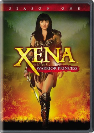 Xena: Warrior Princess - Season One Dvd