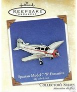 Hallmark Keepsake Ornament - Spartan Model 7-W Executive - $49.49