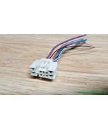 2012 toyota yaris connector 10993 a/c fan switch 55902 75d013 oem c46 - $14.84