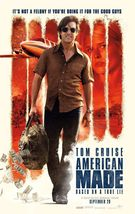 American Made 27x40 Original D/S Movie POSTER Tom Cruise - $27.00