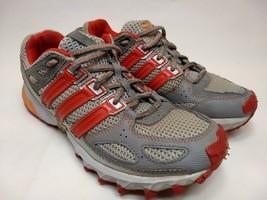 Adidas Kanadia TR 4 Womens Size 6 Gray Running Training Athletic Sneaker... - $37.39