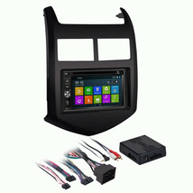 DVD GPS Navigation Multimedia Radio and Dash Kit for Chevy Chevrolet Son... - $395.99