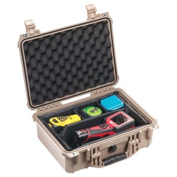 Pelican 1450-000-150 1450 Protector Case (Orange)