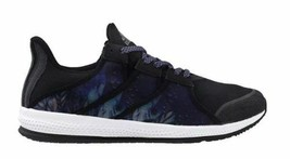 Neuf Femmes Adidas Gymbreaker W Baskets/Course/Athletic Maille Noir Chaussures image 2