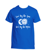 Live By The Sun Love By The Moon T-Shirt - £17.48 GBP