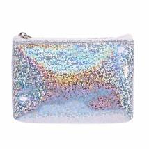 Women Glitter Coin Purse PU Leather Sequins Money Pouch Girl Fashion Min... - $3.99