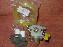 Service Carburetor For Homelite UT-50500 UT-50901 Edger UT-085580 UT-089... - $13.23