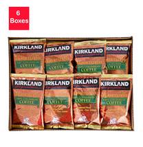 Kirkland 100% Colombian Coffee| Dark Roast Fine Ground | 272 Packs, 27 lbs - $149.99