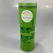 Starbucks Saves Trees 12 oz Green Travel Tumbler 2010 Coffee NEW 20% Rec... - $23.03